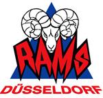 ISC Düsseldorf RAMS 1987 e.V. Logo
