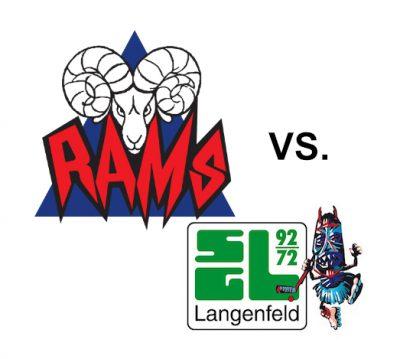 RAMS vs. Langenfeld Devils
