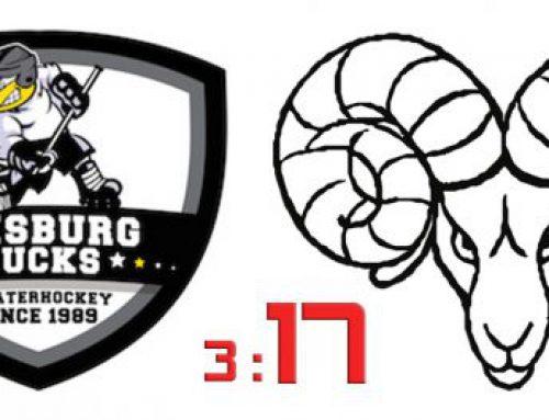 Düsseldorf RAMS Schüler 1 siegen im Pokal gegen Duisburg Ducks