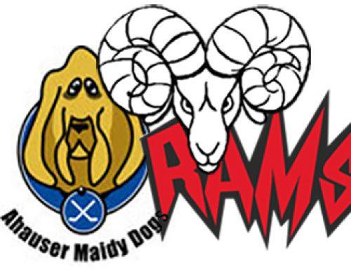 Heimspiel: RAMS Schüler 1 spielen Samstag 08. Juli im Pokal gegen Ahaus