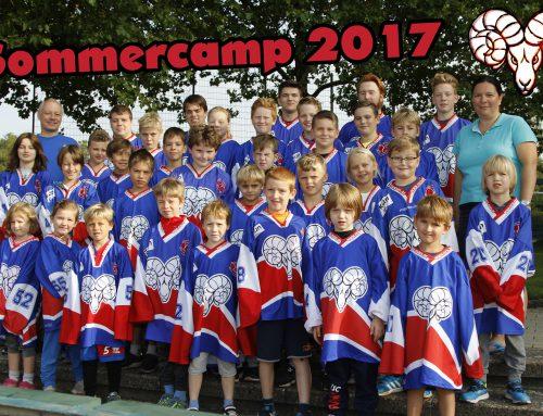 Rams Sommercamp erneut ein Erfolg!