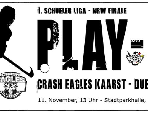 RAMS Schüler 1 – 1. Play-Off um die Landesmeisterschaft gegen Kaarst