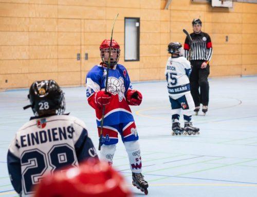 Schüler 1 gewinnen Top Spiel in ISHD Pokal mit 3:2 nach Verlängerung