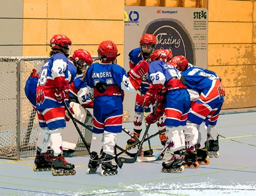 RAMS Schüler 1 – Hockey Is Coming Home